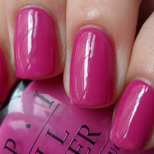 OPI Nail Lacquer - Ate Berries in the Canaries - Espana Collection