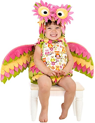 Morris Costumes Hootie The Owl Tod 6/12M front-855739