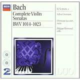 Bach Js-Sonates Violon&Claveci