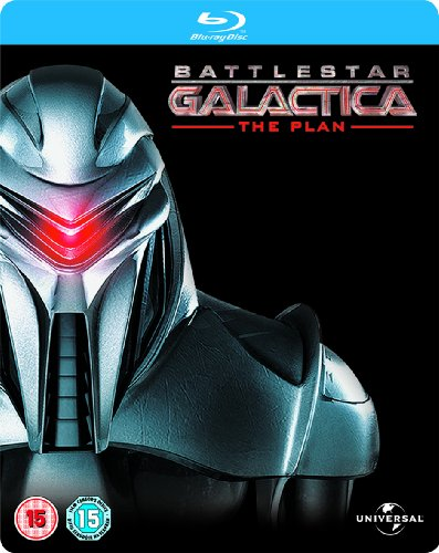 Battlestar Galactica: The Plan (Steelbook) [Blu-ray][Region
