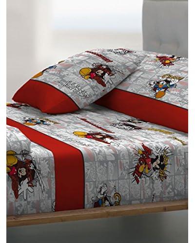 Disney Juego de Sábanas Mickey Comic