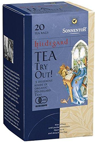 SONNENTOR ヒルデガルトのお茶アソート 20袋