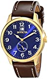 Invicta Men's 15514 I-Force Analog Display Japanese Quartz Brown Watch