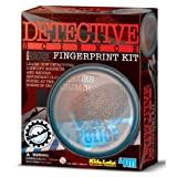 Great Gizmos Detective Science Fingerprint Kit