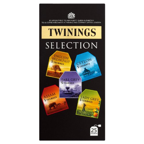 Twinings Speciality Selection Pack 25 Teabags (Pack of 4, Total 100 Teabags )