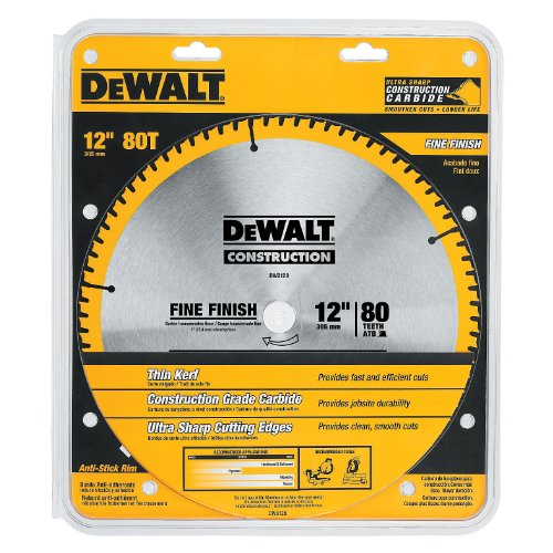 dewalt-dw3128-series-20-12-inch-80-tooth-atb-thin-kerf-crosscutting-miter-saw-blade-with-1-inch-arbo