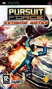 Pursuit force : extrême justice