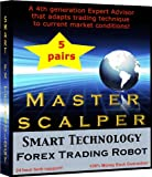 "FOREX Best Selling Trading Robot - Trade Currency online 24 hours a day with the same system the Pros use to scalp the market.  Fully automated - No programming required - Plug & Trade. Make Money from home with No stress - Version 12, with News Filter, for true ""Set it and Forget it"" trading"