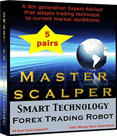 FOREX Best Selling Trading Robot - Trade Currency online 24 hours a day with the same system the Pros use to scalp the market.  Fully automated - No programming required - Plug & Trade. Make Money from home with No stress - Version 11, with News Filter, for true