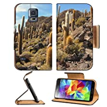 buy Landscapes Nature Variety Cactus Scenery Samsung Galaxy S5 Sm-G900 Flip Cover Case With Card Holder Customized Made To Order Support Ready Premium Deluxe Pu Leather 5 13/16 Inch (148Mm) X 2 1/8 Inch (80Mm) X 5/8 Inch (16Mm) Msd S V S 5 Professional Cases