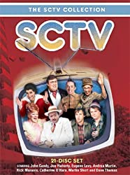 The SCTV Collection (21-Disc Set)