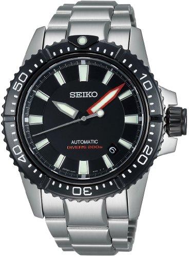 セイコー (SEIKO) 腕時計 BRIGHTZ PHOENIX ブライツ フェニックス SAGQ007 メカニカル ダイバーズウオッチ 数量限定モデル メンズ ウレタン替えバンドつき