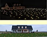 Lawn Lights Illuminated Outdoor Decoration, LED, Christmas, 36-08, Warm White (Lawn & Patio)