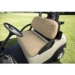 club car 3 pc staple on replacement seat skins covers sports outdoors. Black Bedroom Furniture Sets. Home Design Ideas