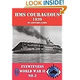 HMS Courageous 1939 (Eyewitness World War II)