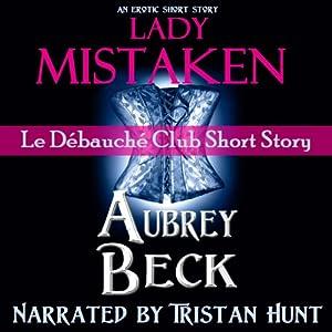 Lady Mistaken Audiobook