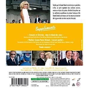 Le Retour du Grand Blond [Blu-ray]
