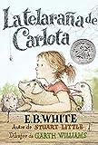 Image of Charlotte's Web (Spanish edition): La telarana de Carlota