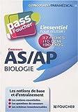 Concours AS/AP Biologie