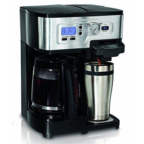 Hamilton Beach 2-Way FlexBrew Drip Cup Coffee Maker -