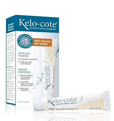 Kelo-Cote Kelo-Cote Advanced Formula Scar Gel, 10 grams