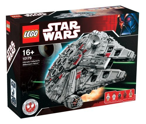 LEGO Star Wars: Ultimate Collector's Millennium Falcon
