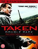 Taken / Taken 2 Double Pack [Blu-ray] [2008]