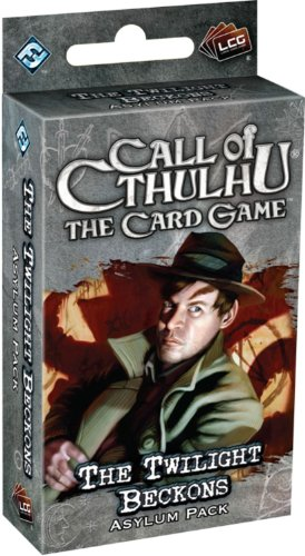 Call Of Cthulhu LCG: The Twilight Beckons Asylum Pack