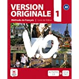 Version Originale 1 : M�thode de fran�ais (1DVD + 1 CD audio)par Monique Denyer