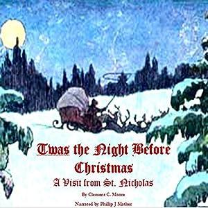 Twas the Night Before Christmas Audiobook