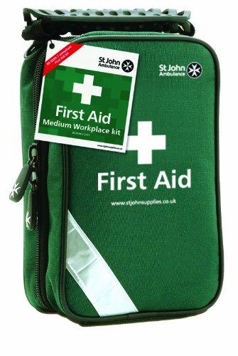 St John Ambulance Zenith Workplace Compliant Kit Medium