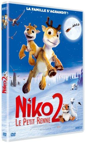 Niko, le Petit Renne 2 [Francia] [DVD]