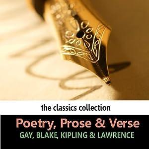 Poetry, Prose & Verse | [William Blake, Rudyard Kipling]