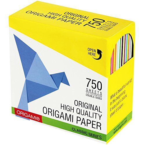 Double Sided Color Origami Paper
