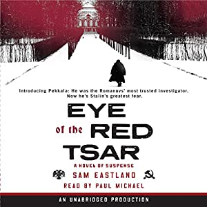 Eye of the Red Tsar Audiobook