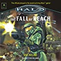 Halo: The Fall of Reach Audiobook by Eric Nylund Narrated by Todd McLaren