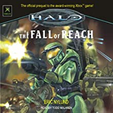 Halo: The Fall of Reach (       UNABRIDGED) by Eric Nylund Narrated by Todd McLaren