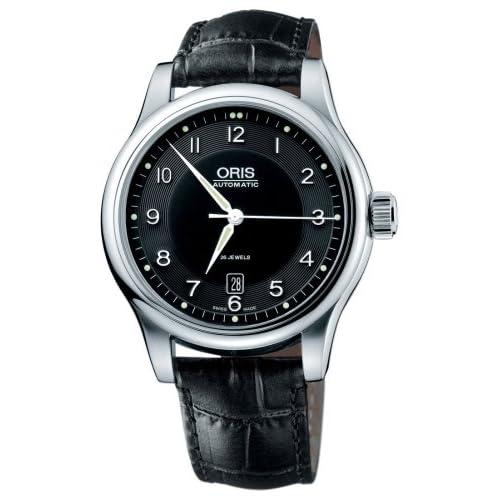 [オリス]ORIS 腕時計 クラシック デイト 733 7594 4064F メンズ [正規輸入品]