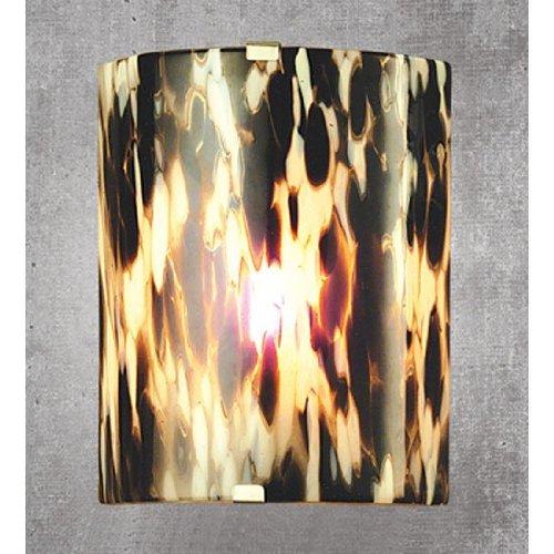 Meyda Tiffany 66473 N/A Art Deco / Retro Single Light Wall Washer 66473 front-211294