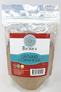 Marmara All Natural Pure Mediterranean Spices with no Preservatives (Ground Coriander)