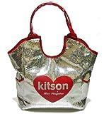[キットソン] kitson スパンコールトートバッグ Los Angeles Sequin Tote  (並行輸入品)