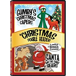 Gumbys Christmas Capers and Santa and The Three Bears