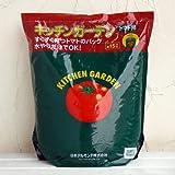 デルモンテ:キッチンガーデントマト用(専用培養土)15リットル[鉢なしでトマトが栽培できる!]