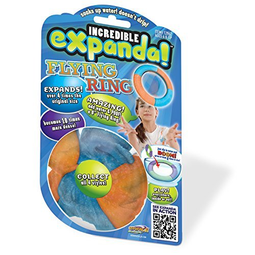 Incredible Expanda Flying Ring
