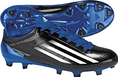 Adidas Adizero 5 Star Synthetic Black White Blue Mens G22779 Football Cleats Boots by adidas