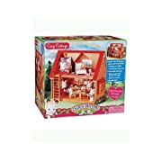 Calico Critters Cozy Cottage Starter Set