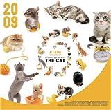 THE CAT オールスター 2009年カレンダー 猫がいっぱい