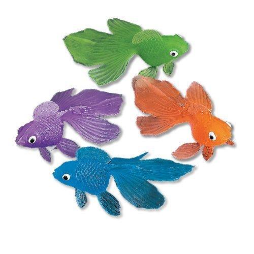 Fun Express - Vinyl Goldfish 12 dozen - Bulk