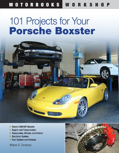 101-projects-for-your-porsche-boxster-motorbooks-workshop