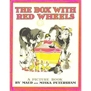 The Box with Red Wheels